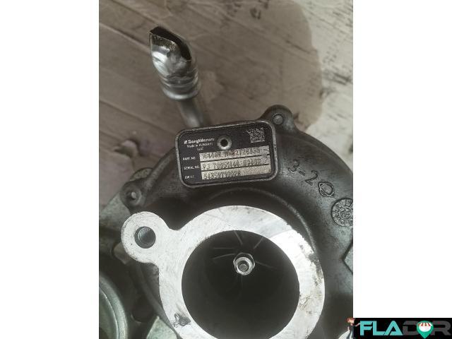 54359710028 144116446r turbosuflanta dacia dokker duster lugan sandero nissan renault 1.5 dci - 2/4