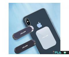 Suport auto magnetic neodim pentru telefon sau tableta