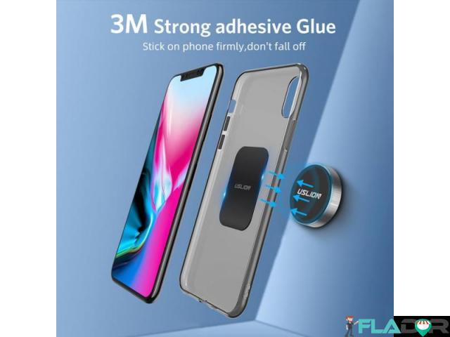 Suport auto magnetic neodim pentru telefon sau tableta - 4/4