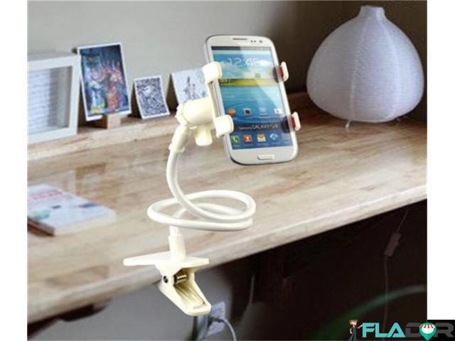 Suport flexibil premium vlog universal compatibil pentru telefoane - 1/6