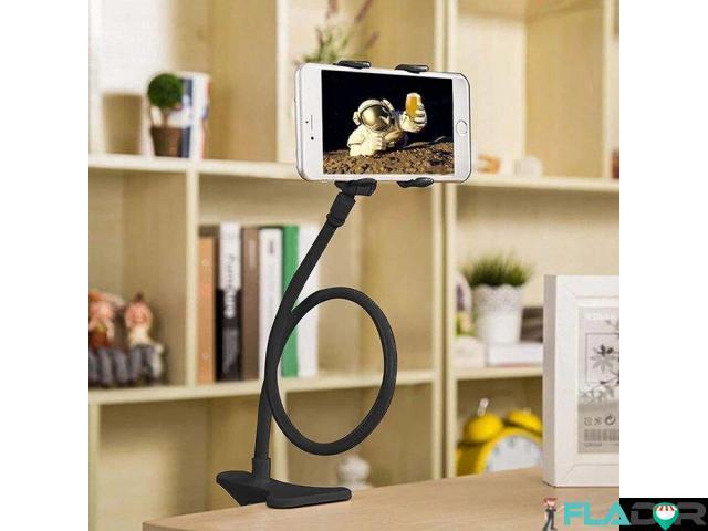 Suport flexibil premium vlog universal compatibil pentru telefoane - 2/6