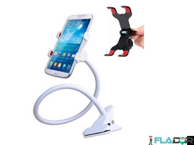 Suport flexibil premium vlog universal compatibil pentru telefoane - 3/6