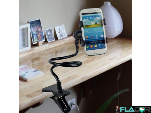 Suport flexibil premium vlog universal compatibil pentru telefoane - 4/6