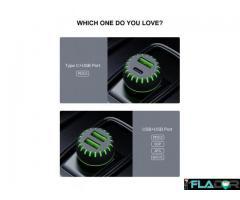 Incarcator auto usb fast charge 3.1a - Imagine 5/6