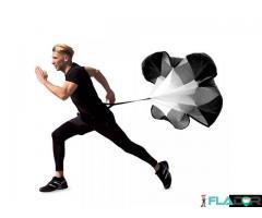 Parasuta pentru alergare si antrenamente sportive