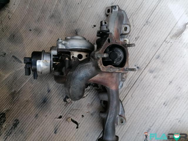16359700023 03N145701C  Turbosuflanta VW Transporter T6 Amarok Crafter 2.0 TDI - 1/5