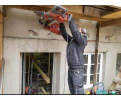 Carotare taiere beton demolari - Imagine 1/6