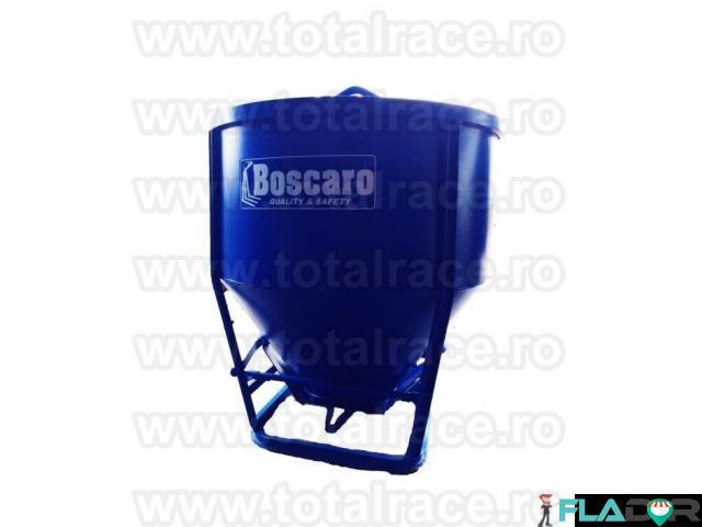 Bena beton  jgheab productie Italia Total Race - 2/6