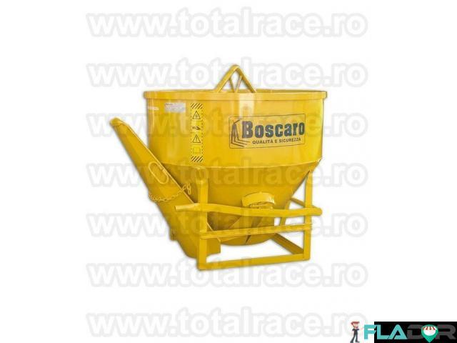 Bena beton  jgheab productie Italia Total Race - 3/6
