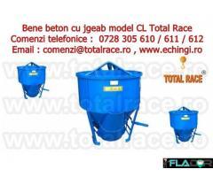 Bena beton  jgheab productie Italia Total Race - Imagine 4/6
