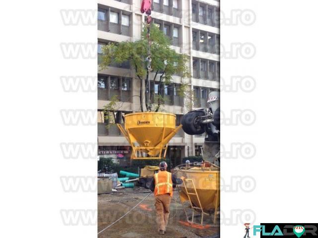 Bena beton  jgheab productie Italia Total Race - 6/6