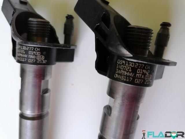 0445117027 059130277CH Injector Audi A4 A5 A6 A7 A8 Q5 VW Touareg 3.0 TDI - 3/6