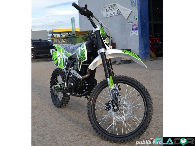 MOTOCROSS HURRICANE 250CC MANUAL 19/16 - 1/3