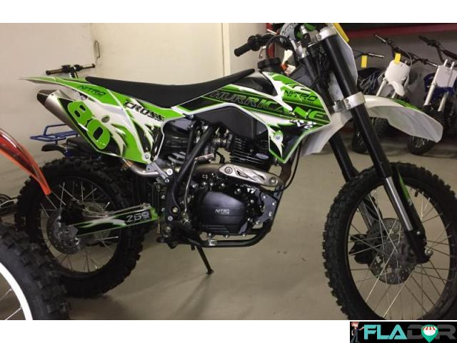 MOTOCROSS HURRICANE 250CC MANUAL 19/16 - 2/3