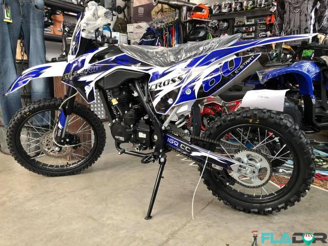 MOTOCROSS HURRICANE 250CC MANUAL 19/16 - 3/3