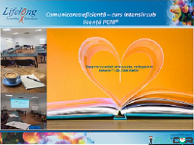 Comunicarea eficienta – seminar (curs) sub licentă PCM® - 1/1