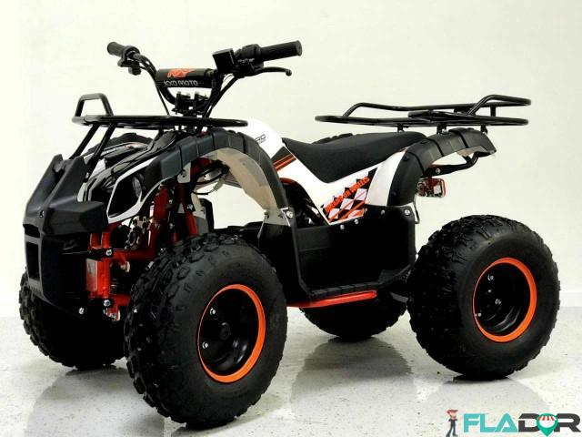 Atv Nou Model:Hummer Electric 1000w - 1/2