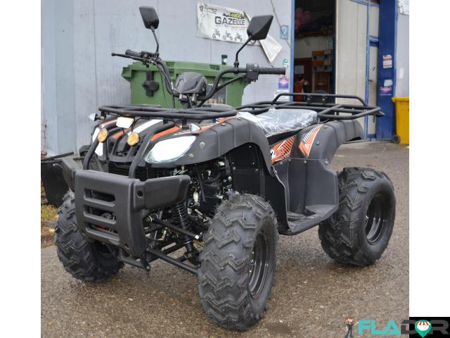 Atv Nou Model:Alfarad AD Lion200cmc Euro 4 - 1/2