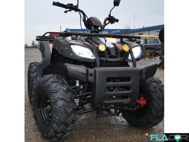 Atv Nou Model:Alfarad AD Lion200cmc Euro 4 - 2/2