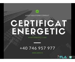 Certificat Energetic | apartamente | case | Valabil 10 ani !
