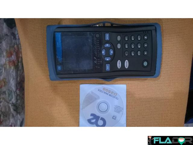 Aethra d2500 telecom analyzer - 1/3