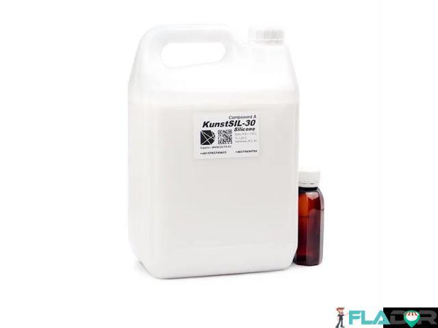 Silicon de condensatie RTV cauciuc siliconic lichid bicomponent 10 kg - 1/6