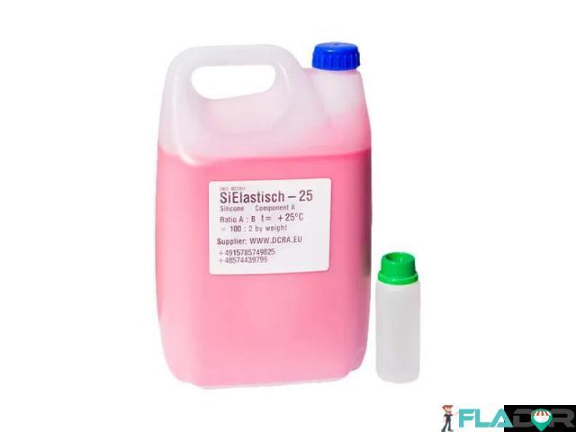 Silicon de condensatie RTV cauciuc siliconic lichid bicomponent 5 kg - 1/6