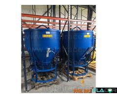 Cupe de beton diferite capacitati cu livrare imediata din stoc sau la comanda echingi.ro - Imagine 1/6
