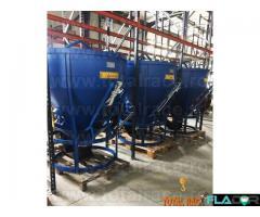 Cupe de beton diferite capacitati cu livrare imediata din stoc sau la comanda echingi.ro - Imagine 2/6