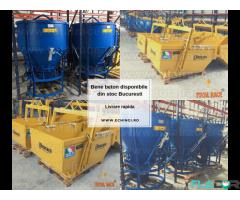 Cupe de beton diferite capacitati cu livrare imediata din stoc sau la comanda echingi.ro - Imagine 6/6
