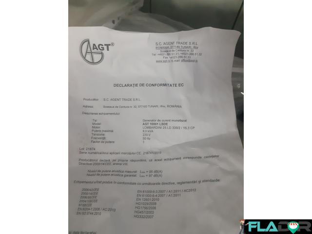 Generator curent - 4/6
