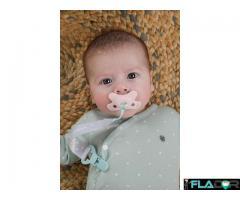 Suzeta Blossom Pure pentru bebelusi 0-6 luni - Imagine 2/2