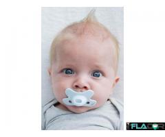 Suzeta Ice Pure 0-6 luni pentru bebelusi - Imagine 2/2
