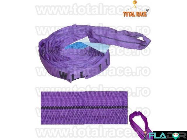 Sisteme de ridicare cu chinga / sufa textila Total Race - 1/5