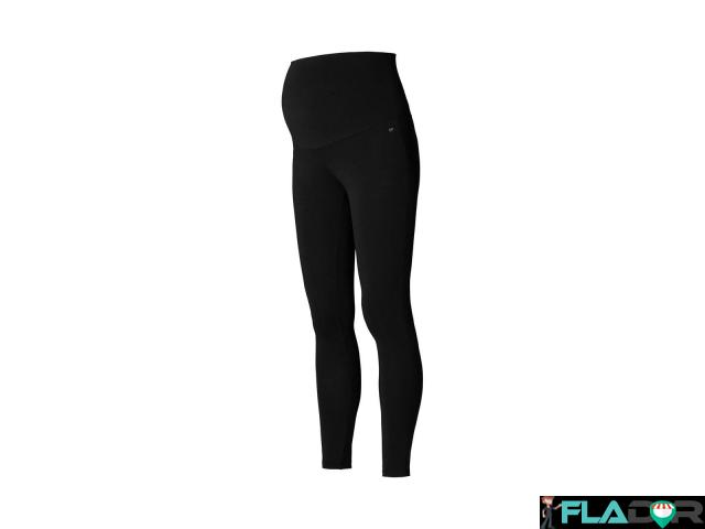 Colanti/leggings gravide bumbac organic Esprit - 1/3