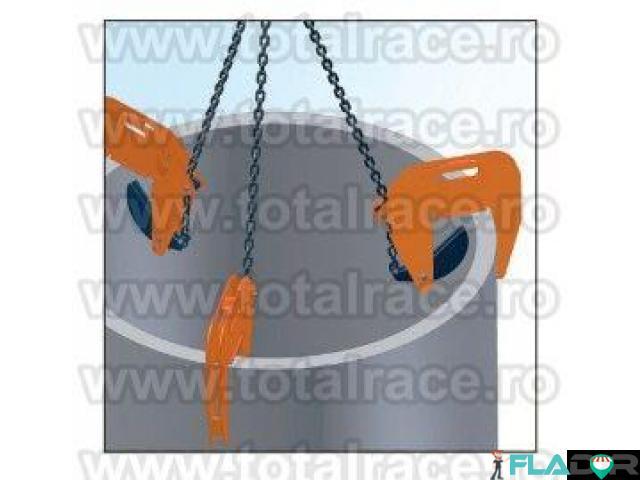 Dispozitive pentru transport tuburi de beton Total Race - 1/5
