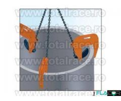 Dispozitive pentru transport tuburi de beton Total Race - Imagine 1/5
