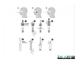 Test rapid multiplex testare Covid-19 si gripa Influenza A/B - Imagine 3/3