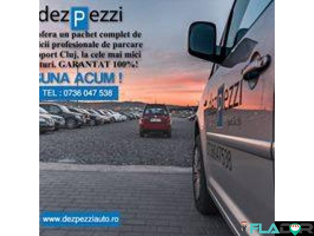 Parcare Aeroport CLUJ - 3/3
