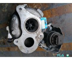 03N145401D B01/35A-0009 Turbosuflanta Skoda Kodaiq VW Passat 3G2 Tiguan AD1 2.0 TDI 4motion - Imagine 2/6