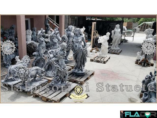 Statuete mari, din beton, pentru curte si gradina. - 6/6