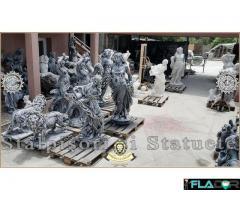 Statuete mari, din beton, pentru curte si gradina. - Imagine 6/6