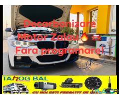 Decarbonizare motor Zalau