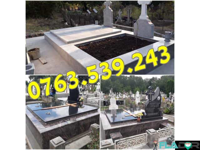 Placare Renovare Cavouri Cripte Lucrari Funerare Marmura Granit - 5/5