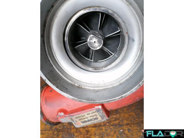 1784652 763262-0003 1899602 GARRETT Turbosuflanta Scania Industrial - 6/6