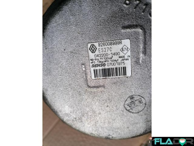 042200-1490 926008999R Compresor de aer condiționat Renault Zoe /Kangoo II /Smart Fortwo Electric - 2/6