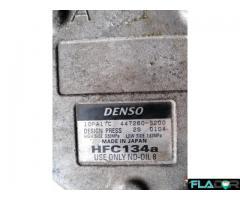 504228992 504385144 447260-9200 Denso Compresor de aer condiționat Iveco Stralis AD /AT EuroTrakker