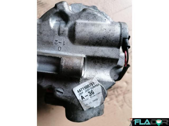 4471500751 55111610AA Compresor de aer condiționat Dodge Caliber Jeep Compass MK49 MK74  1.8 /2.0/2. - 5/5