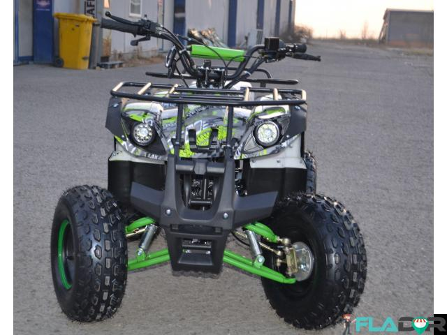 Atv Grizzly Graffity Deluxe - 1/3