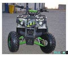 Atv Grizzly Graffity Deluxe